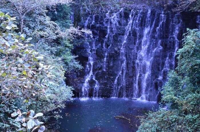 saw the Elephant waterfalls