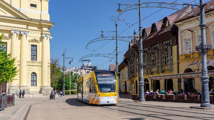 Debrecen View