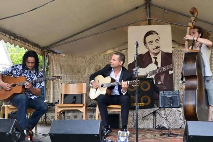 Django Reinhardt Festival
