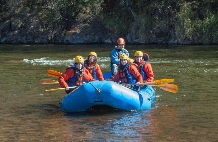Durmitor National Park  Raft