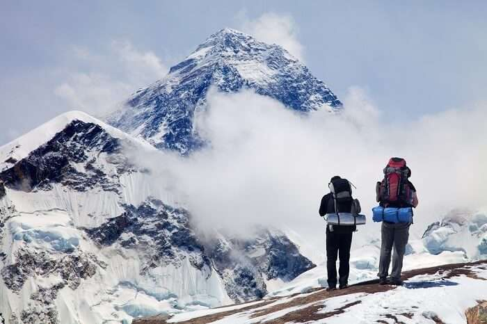 Everest Base Camp Trek Cover