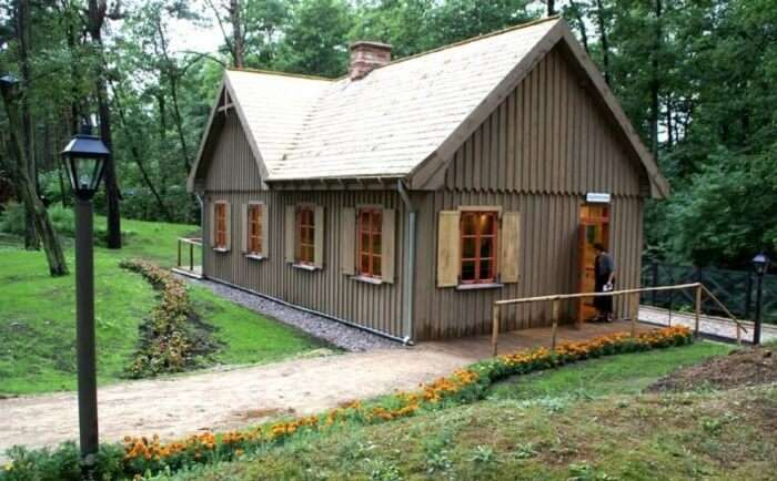 Explore the Seaside Open Air Museum in Ventspils