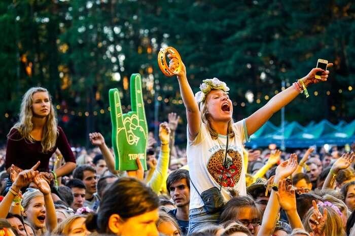 Festivals in Latvia