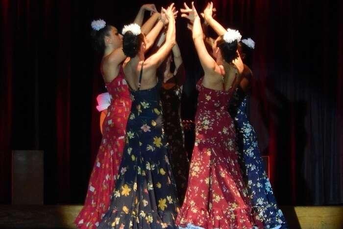 Flamenco Music Ole Festival