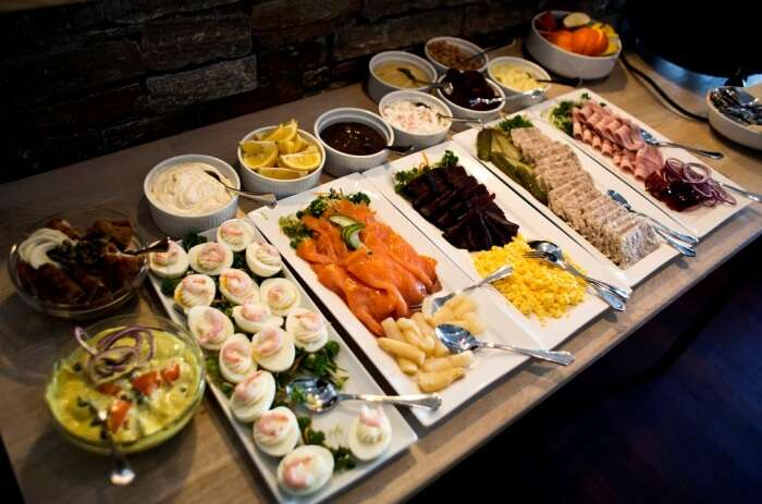Food And Drinks In Greenland