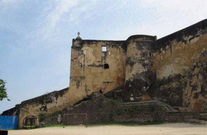 Fort Jesus Architecture