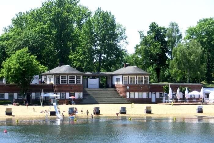 Freibad Plotzensee