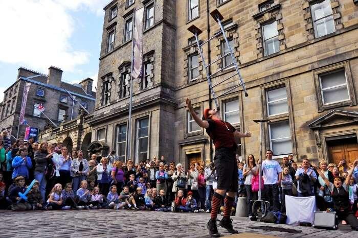 Edinburgh sees the final weekend of the Edinburgh Fringe Festival