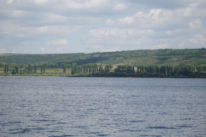 Ghidighici Reservoir