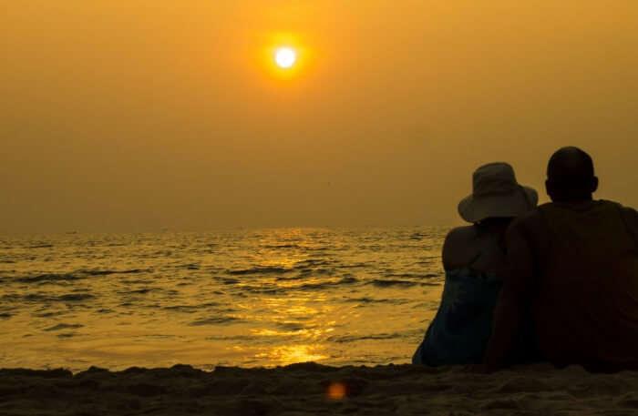 Goa Romantic Couple