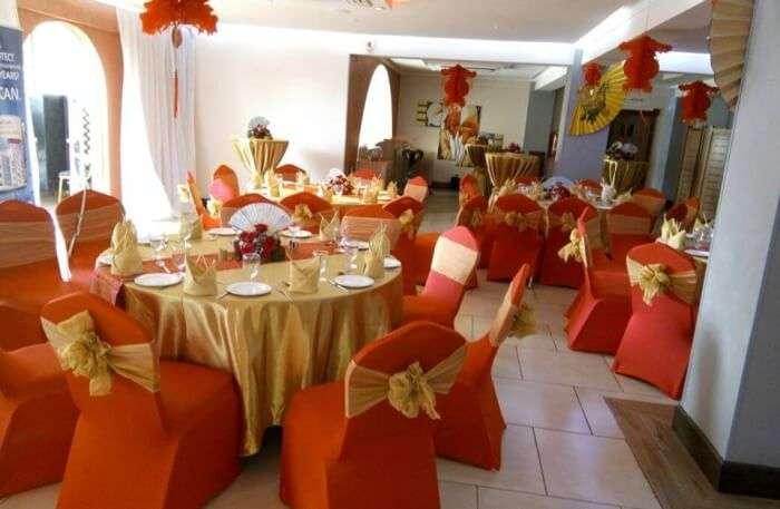 Haandi Restaurant Ltd