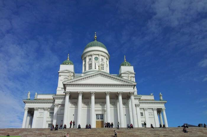 Helsinki Churches