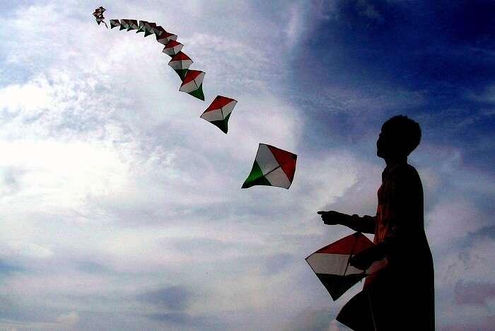 History of Jaipur Kite Festival