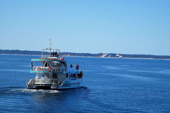 How To Get To Fraser Island