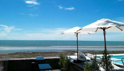 View of Hua Hin Beach