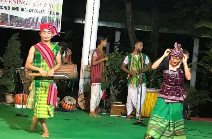 one of the dance form