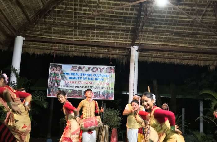 various kind of dances of the North East