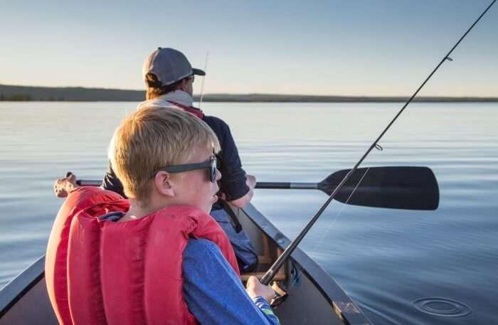 Indulge In Leisurely Fishing