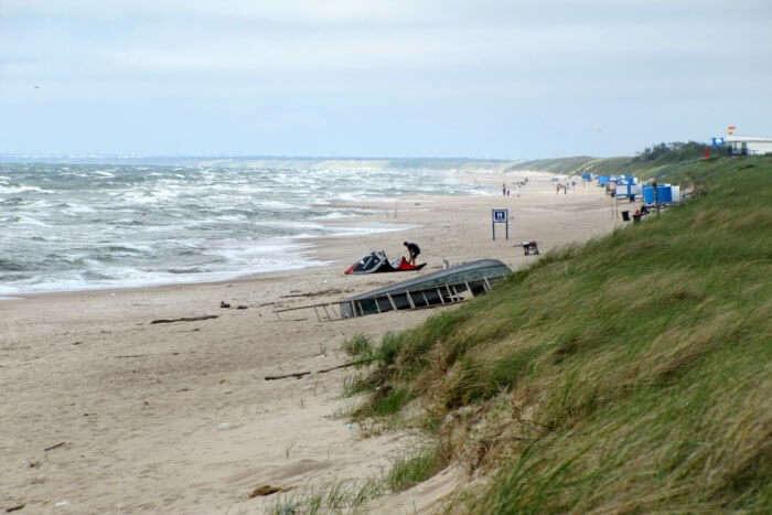 Juodkrante Beach