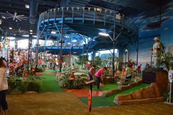Kalahari Resorts Wisconsin Dells