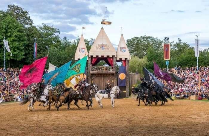 Kaltenberg Knights Tournament