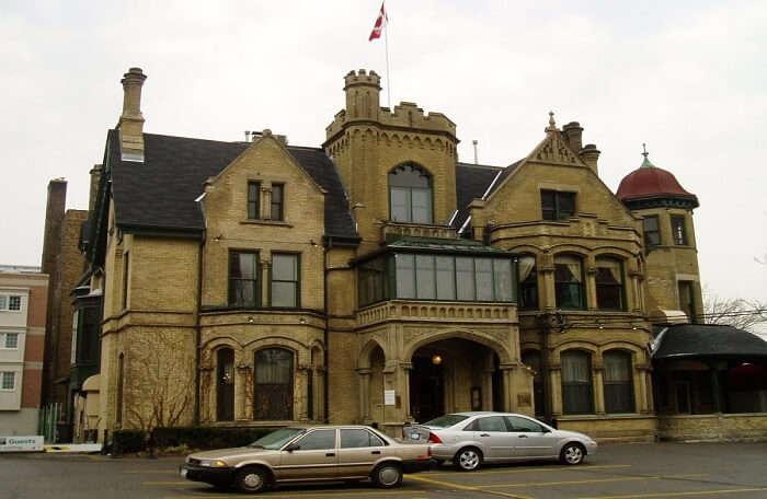 Keg-Mansion