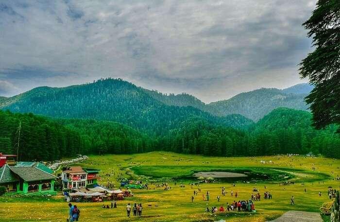 Khajjiar View