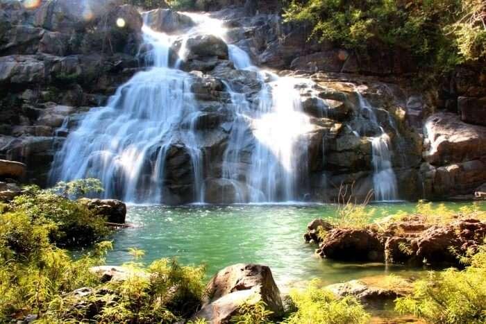 Khao Sip Ha Chan Waterfall