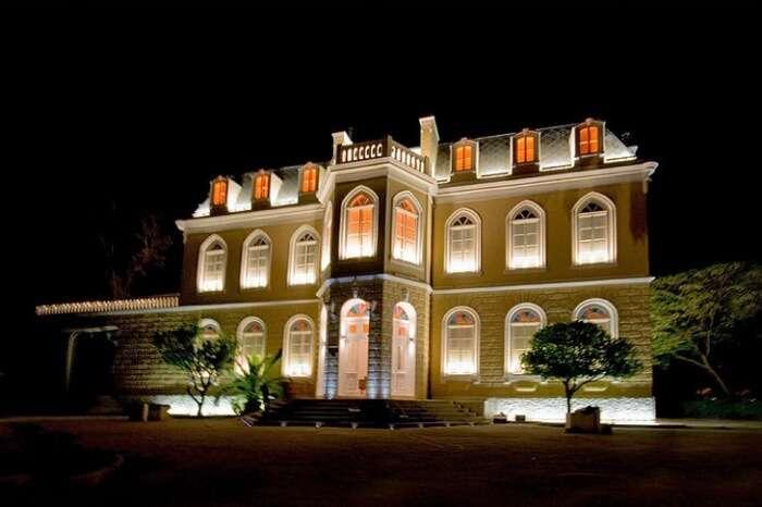 King Nikolas' Palace