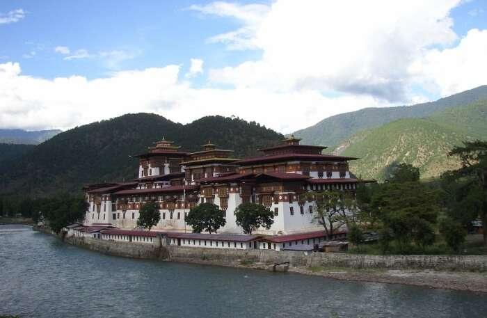 Kunzangdra Monastery