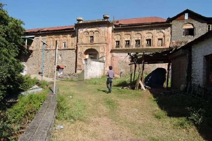 Kuthar Fort