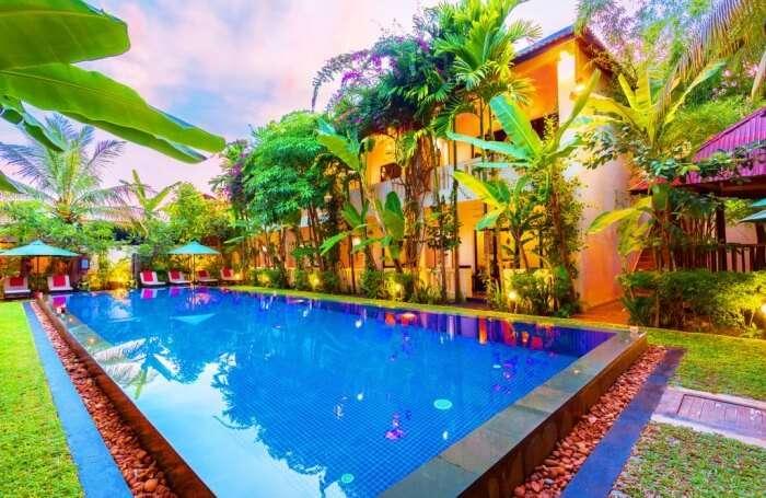 La Residence WatBo Hotel