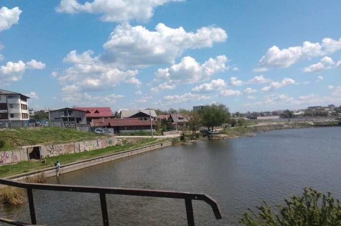 Lake Fundeni