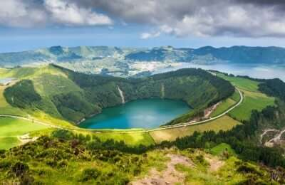 Lakes In Portugal