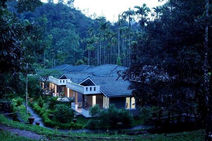 village resort in Wayanad