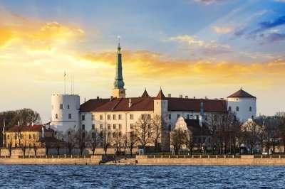 Latvia Castles