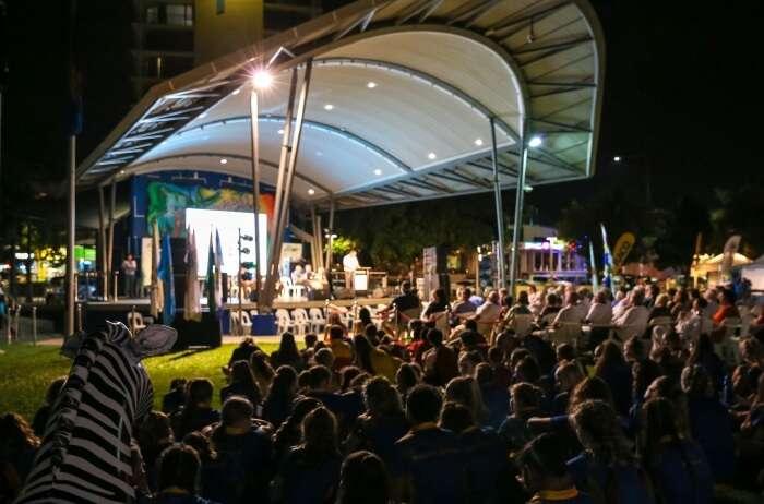 Mackay City Auto Group North Queensland Games
