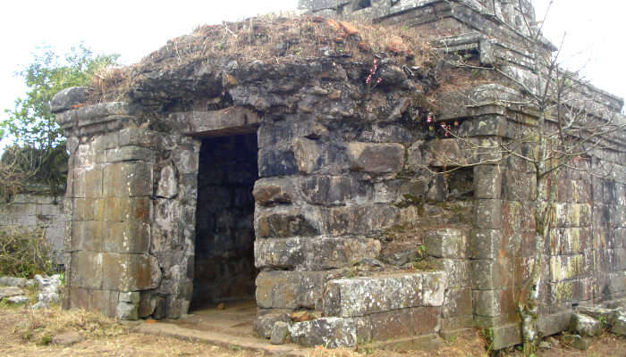 Mangala Devi Temple in Idukki