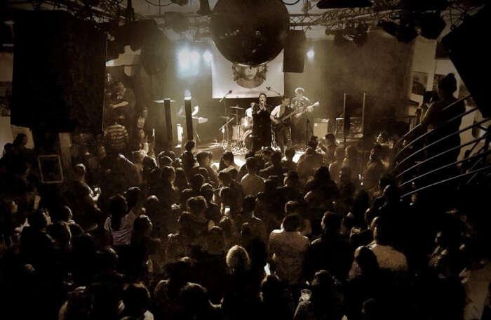 Manhattan Nightclub