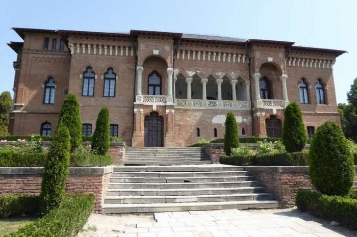 Mogosoaia Domain and Palace