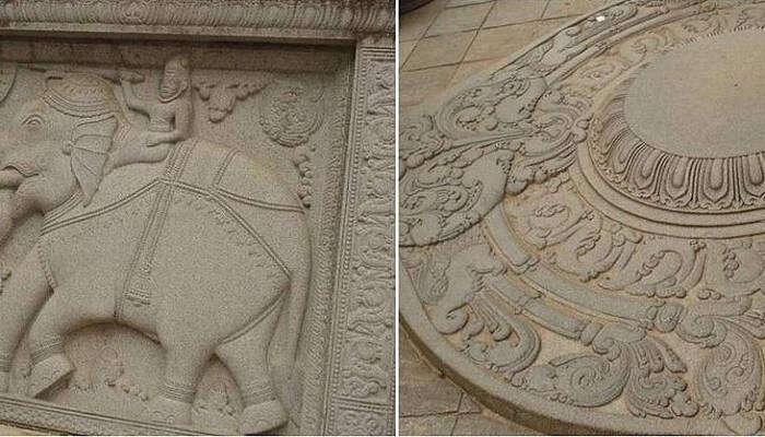 Moonstone Carvings