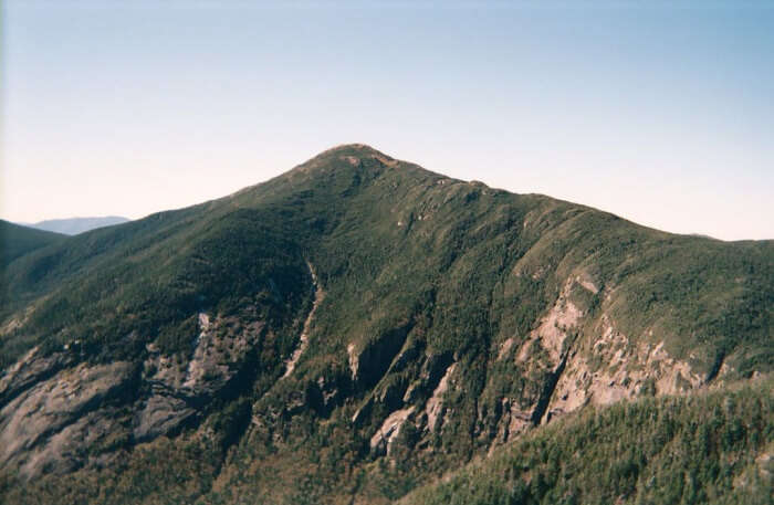 Mount Marcy in New York