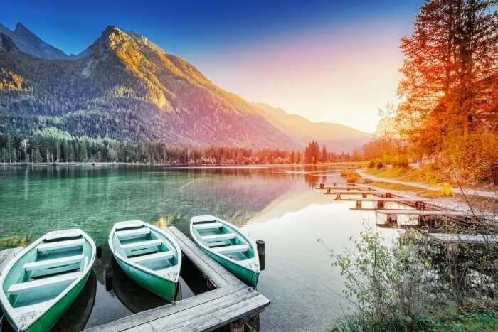 Munich Lakes: 10 Amazing Lakes In The Heart Of Germany