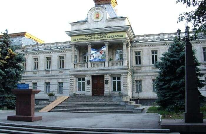 National Museum of History of Moldova