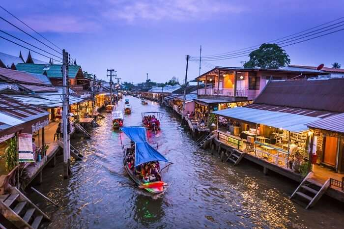 Night Markets in Bangkok