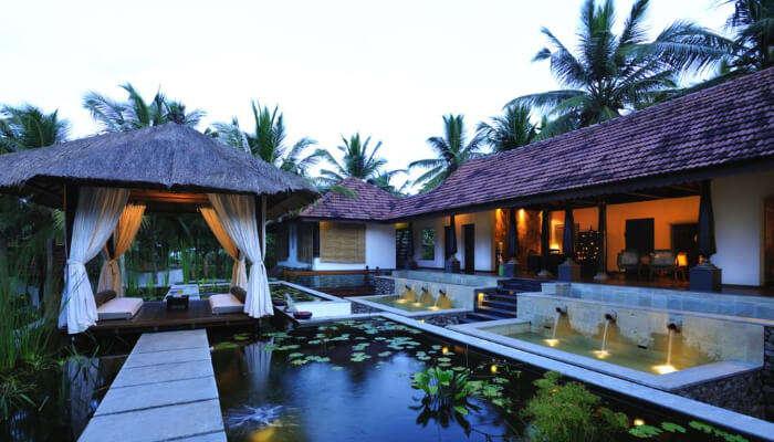 Niraamaya Retreats Surya Samudra, Kerala