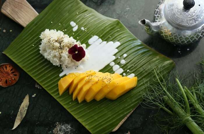 Nong Bua Thai Dessert Market