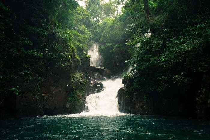 Philo Waterfall
