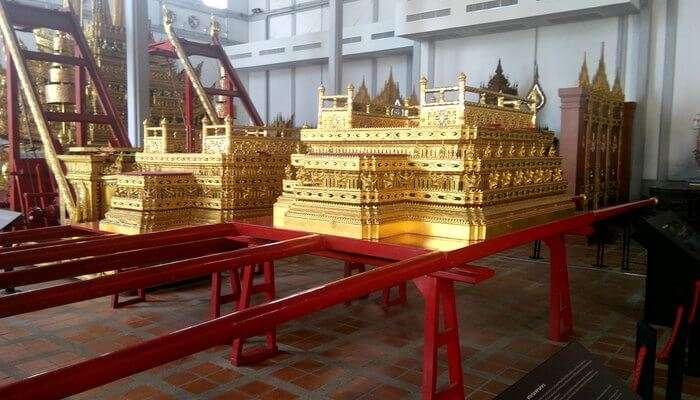 Phra Khan shrine