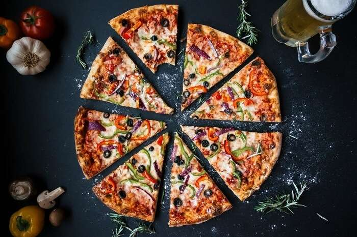 Pizza View